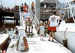 Ye Ole Pirate Fishing, Fernandina Beach, Amelia Island